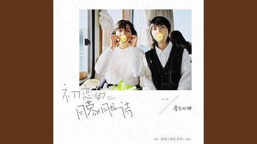 Chu Lian De Meng Long Shi 初恋的朦胧诗 Misty Poetry Of First Love Lyrics 歌詞 With Pinyin