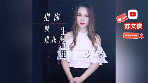 Ba Ni Fang Jin Wo De Sheng Ming Li 把你放进我的生命里 Put You In My Life Lyrics 歌詞 With Pinyin