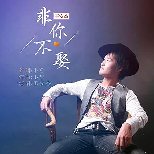 Fei Ni Bu Qu 非你不娶 Non-you Don't Marry Lyrics 歌詞 With Pinyin