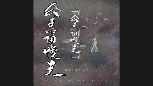 Gong Zi Qing Man Zou 公子请慢走 Please Go Easy Childe Lyrics 歌詞 With Pinyin