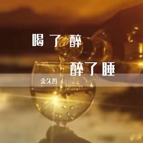 He Le Zui Zui Le Shui 喝了醉醉了睡 I Slept Drunk Lyrics 歌詞 With Pinyin