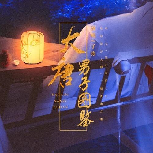 Da Tang Nan Zi Tu Jian 大唐男子图鉴 Datang Men's Guide Lyrics 歌詞 With Pinyin