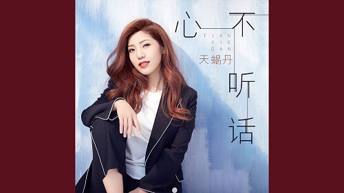 Xin Bu Ting Hua 心不听话 Heart Not Obedient Lyrics 歌詞 With Pinyin