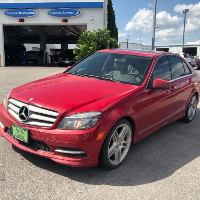 E-Dealer Direct | Auction 2011 Mercedes Benz C Class