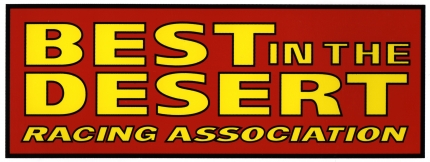 Best In The Desert logo