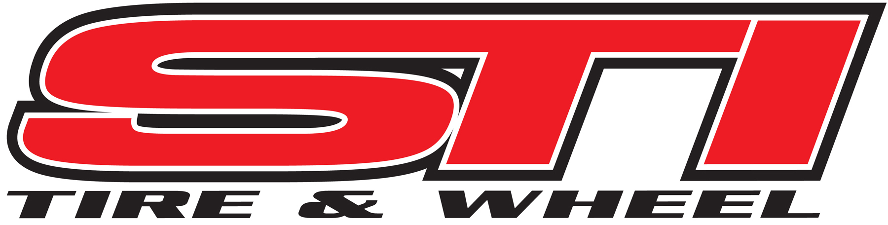 STI Tire & Wheel logo