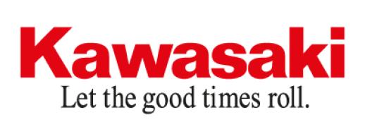 Kawasaki Motors Corp., US logo
