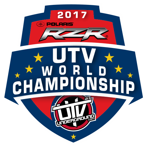 UTV World Championship logo
