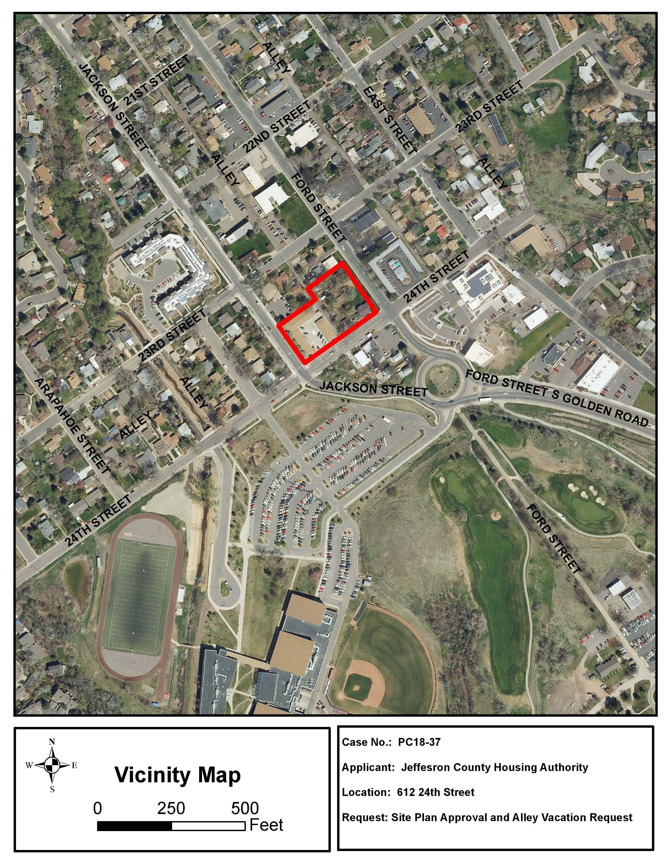 Pc18 37  vicinity map