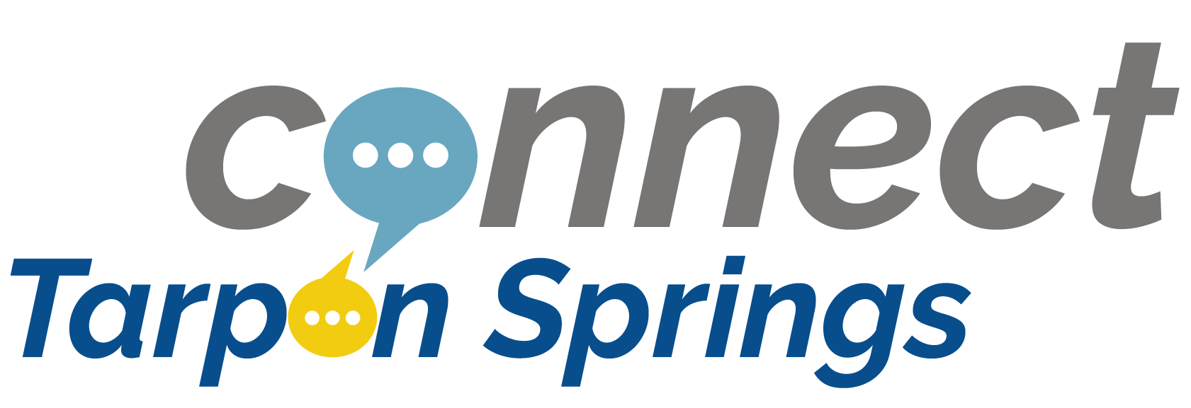 Connect Tarpon Springs Logo