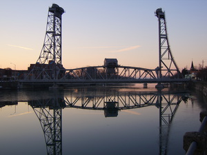 Welland canal bridge 13   1