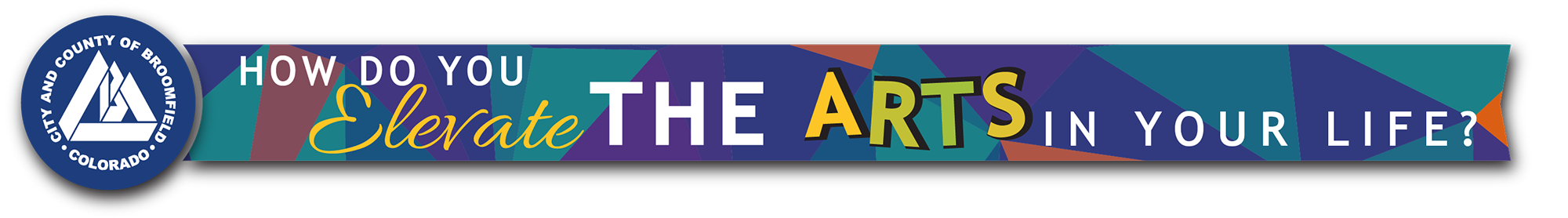 How do you Elevate the Arts in your life Header tag