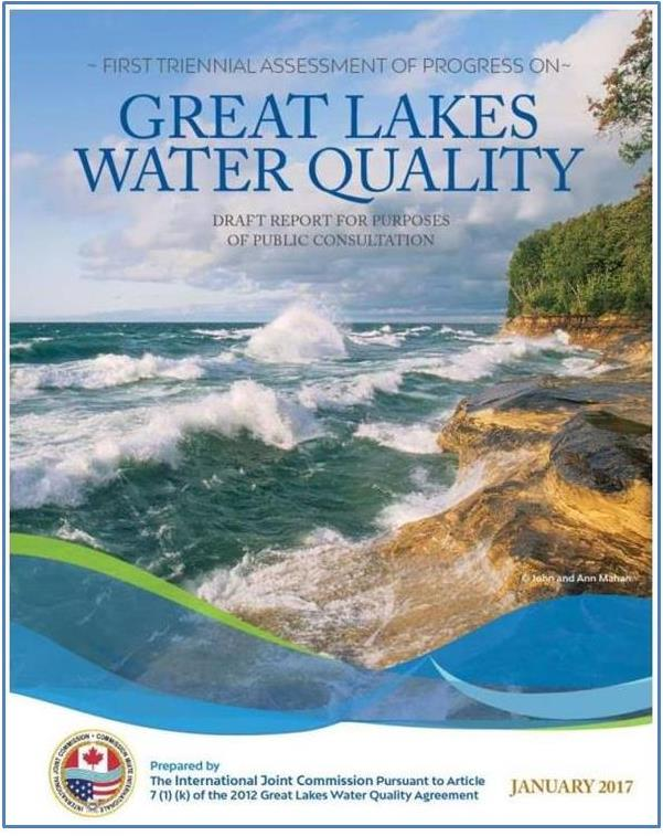 Great Lakes Water Quality Agreement Participate Ijc
