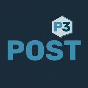 P3post logo
