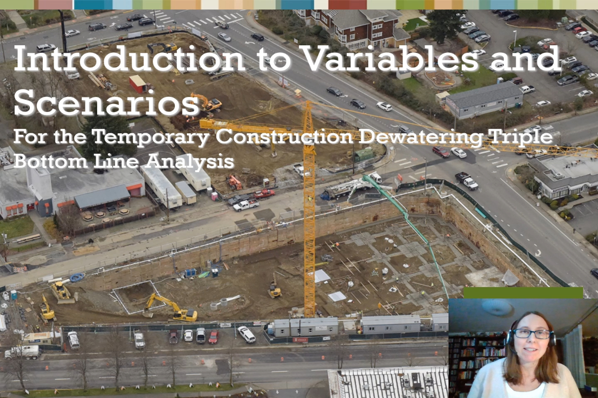 Video #1 - Introduction to Variables and Scenarios
