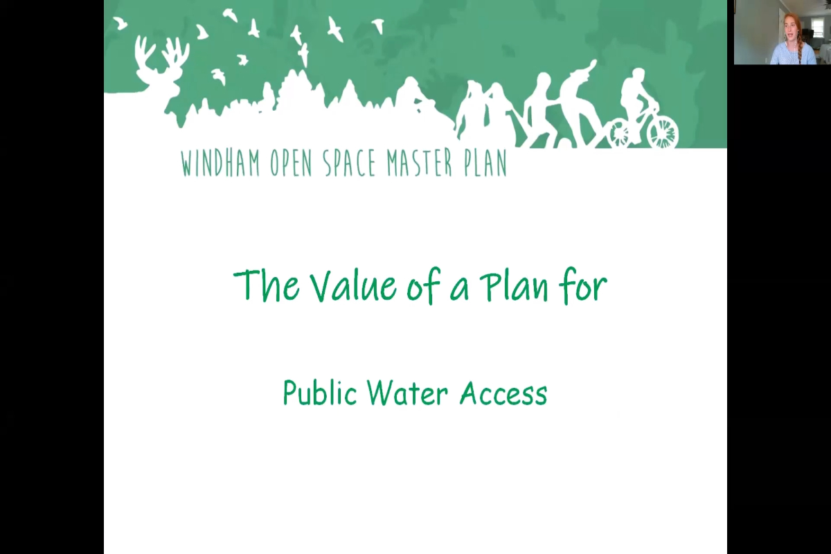 Water Access in Windham