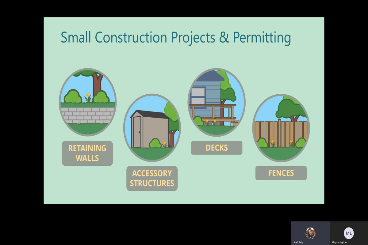 Permitting for Small Construction Projects