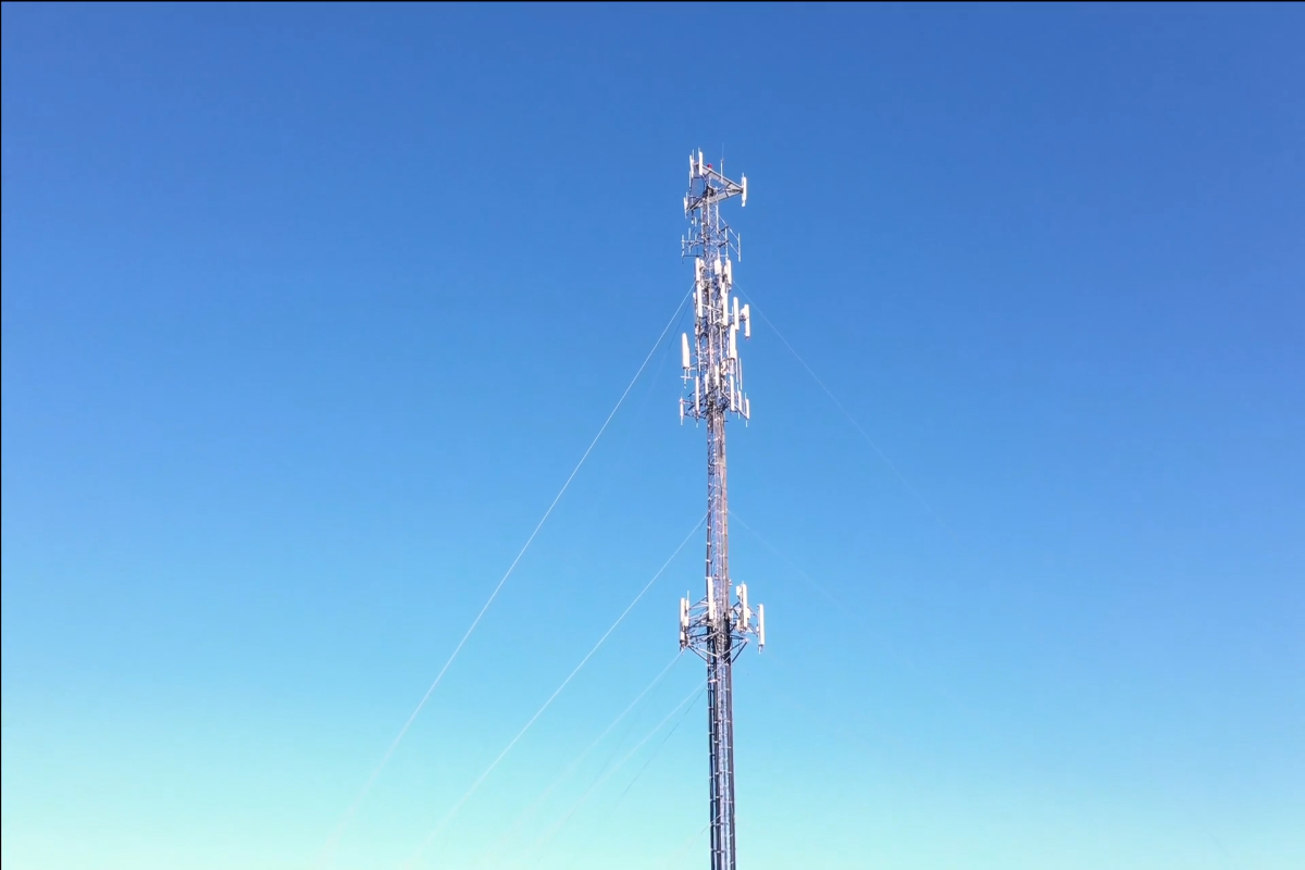 From Cell Phone Tower to Substation