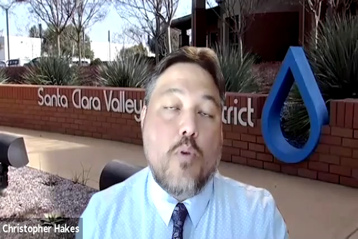 Valley Water's effort to find funding sources for the Pacheco project