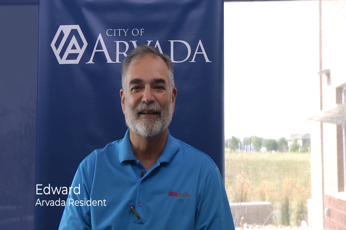 Why I Love Arvada: People Contribute to the Community