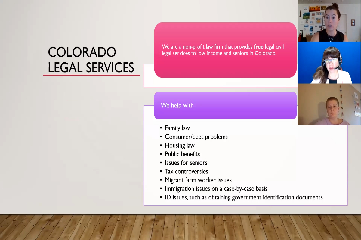 """""""Know Your Rights"""" Virtual Presentation (Spanish)"""