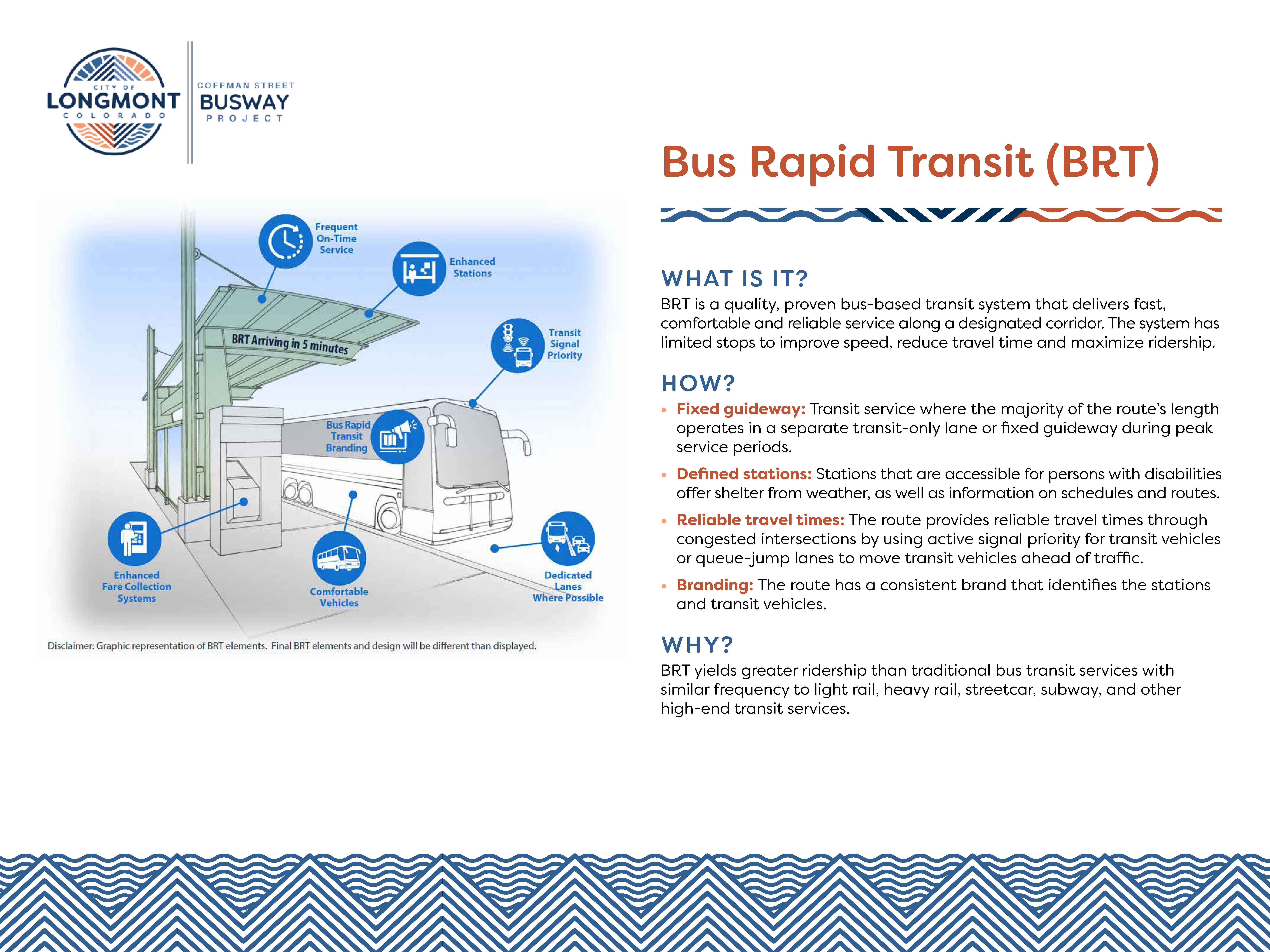 Download the Bus Rapid Transit (BRT) PDF