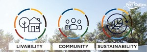 Community values logo