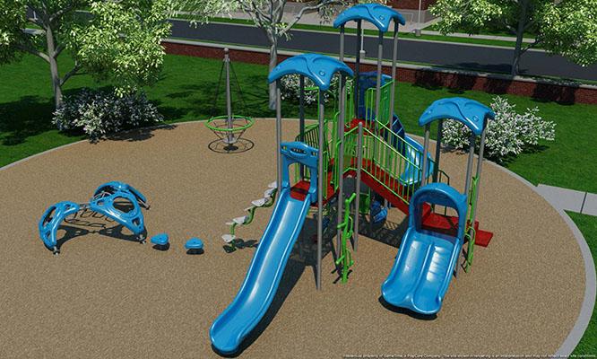 Ute trail playground option 3