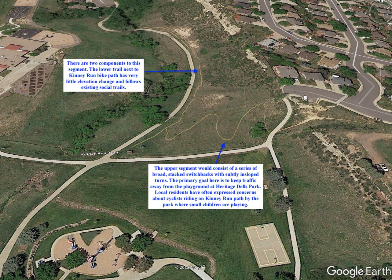 Segment 4 Trail Map