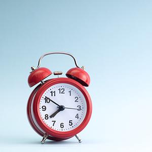 Sleep time small