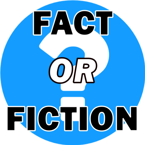 Fact or fiction questions about dating