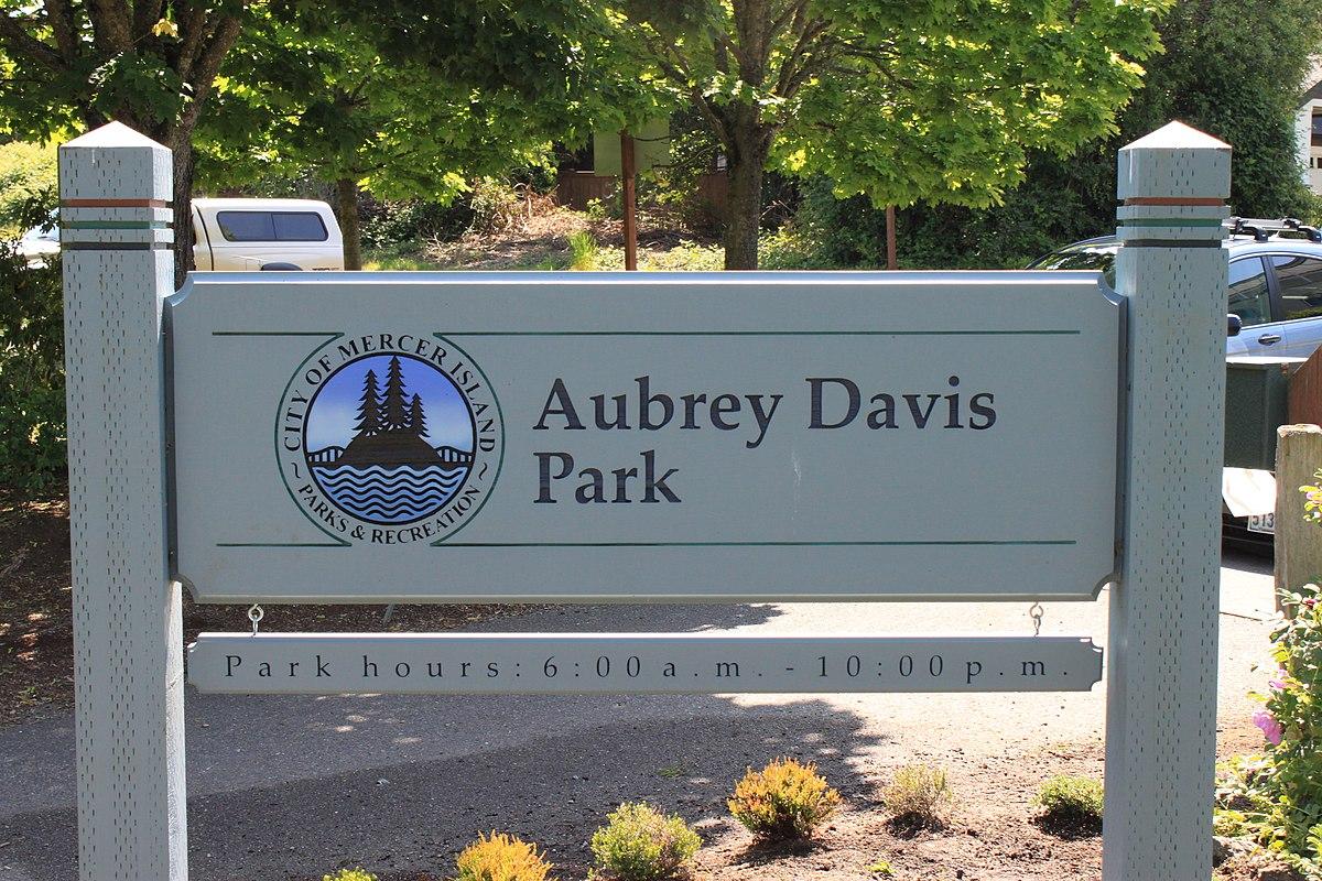 Aubrey davis park