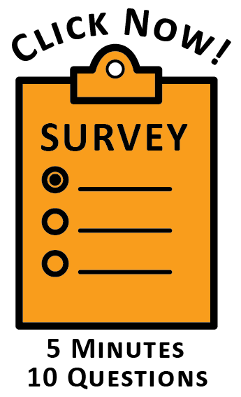 Click here to take the survey!