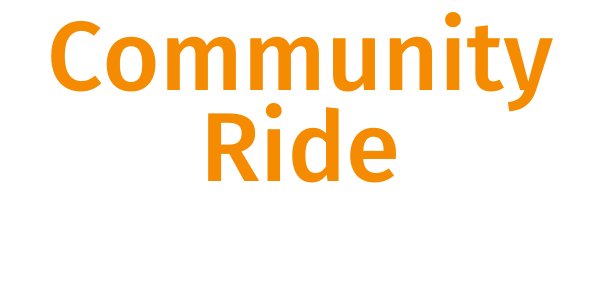 Community Ride