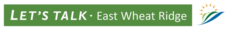 Let's Talk East Wheat Ridge Logo