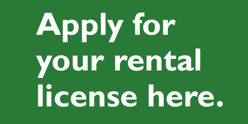 Rental License Application