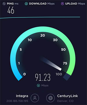 How fast is your Internet?