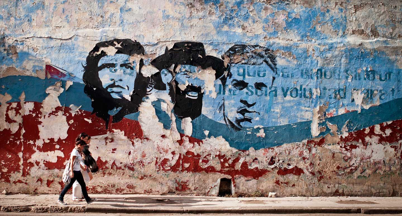 Heroes de la revolucion cubana