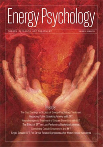 Energy Psychology Journal 2:1