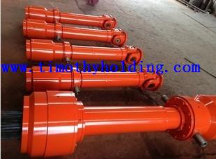 Universal shaft couplings