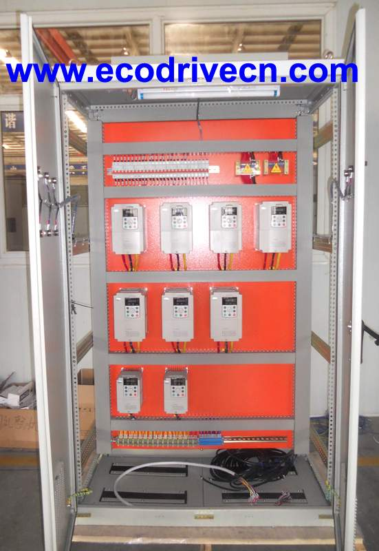 vector control variable frequency drive (VFD)
