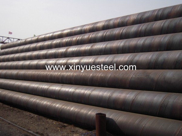 API5L SSAW Steel Pipe - Tianjin Xinyue Industrial and Trade Co.,Ltd