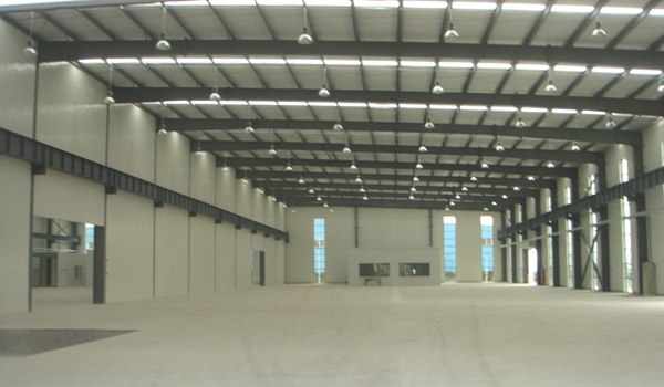 Prefab Steel Structure Workshop - Qingdao Havit Steel Structure Co.,ltd