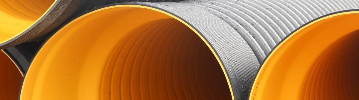 HDPE Corrugated Pipes - ZEEP CONSTRUCTION CO.