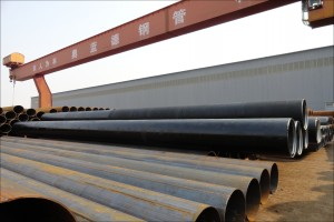 X60 steel pipe - Hebei Allland Steel Pipe Manufacturing Co.,Ltd