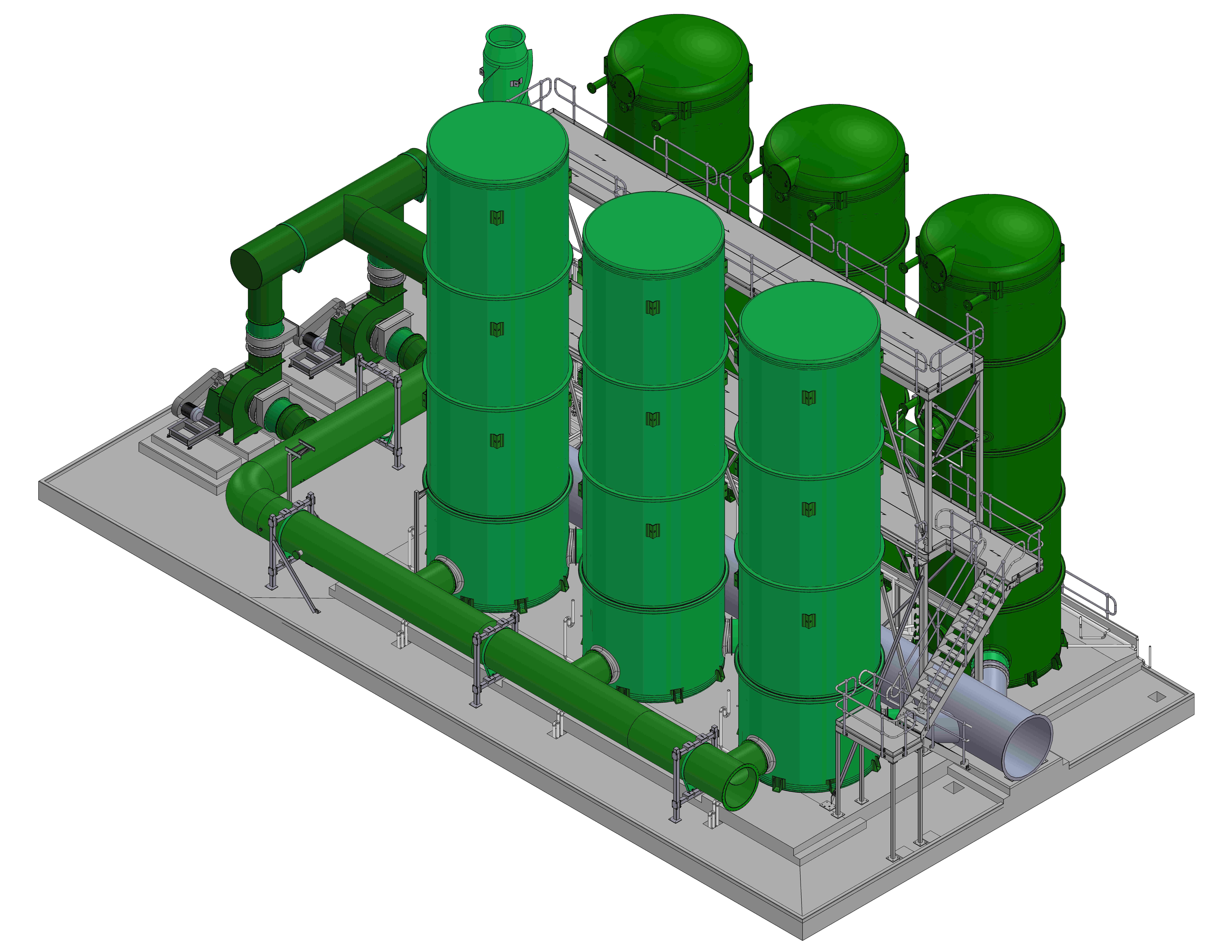 Plant Design Engineering Services