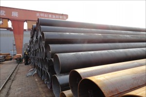 Carbon steel pipe - Hebei Allland Steel Pipe Manufacturing Co.,Ltd