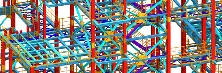 Structural BIM - Steel detailing
