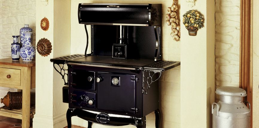 Wood Burning cook stoves