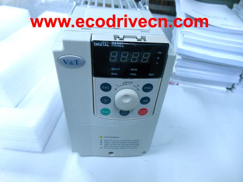 PID feedback closed loop control VFD for variable torque, light duty - V&T Technologies Co., Ltd.